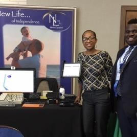 New Life Vendor at TRA Conference