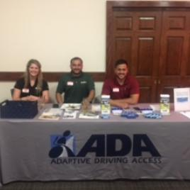 ADA Access Exhibitor